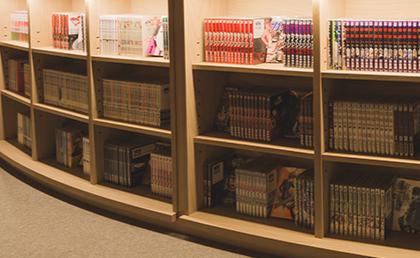 10,000冊のコミック